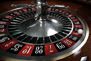 Roulette wheel Dices