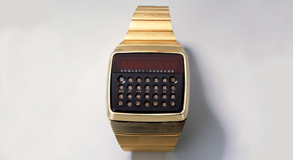 HP Digital Watch Model I